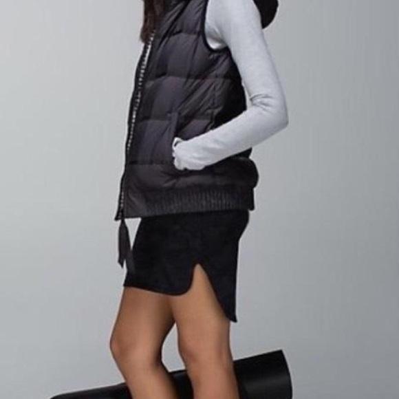 lululemon athletica Dresses & Skirts - Lululemon Black City Skirt